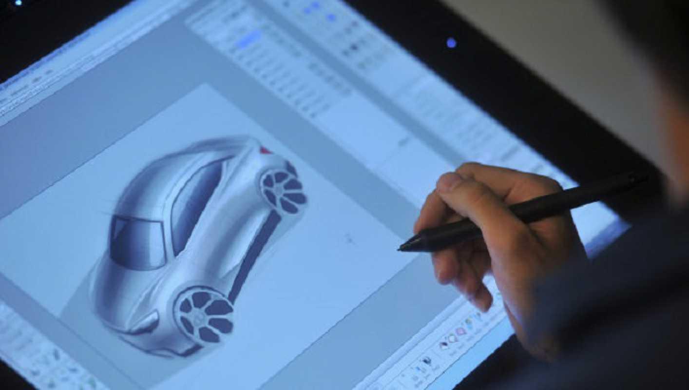 Разработка Lada Vesta