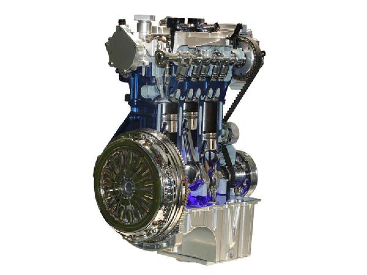 Ford новые двигатели