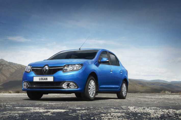 Logan стала самой продаваемой моделью Renault в России
