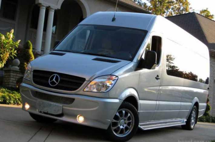 Лучшим фургоном года признали Mercedes-Benz Sprinter