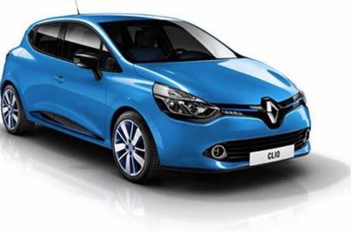 Renault Clio Initiale Pari премиум в диодах