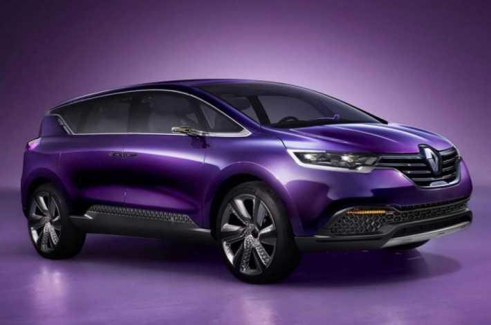 Новый Renault Espace