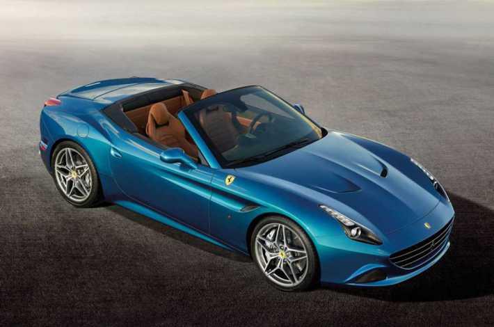 Создание нового Ferrari Dino.