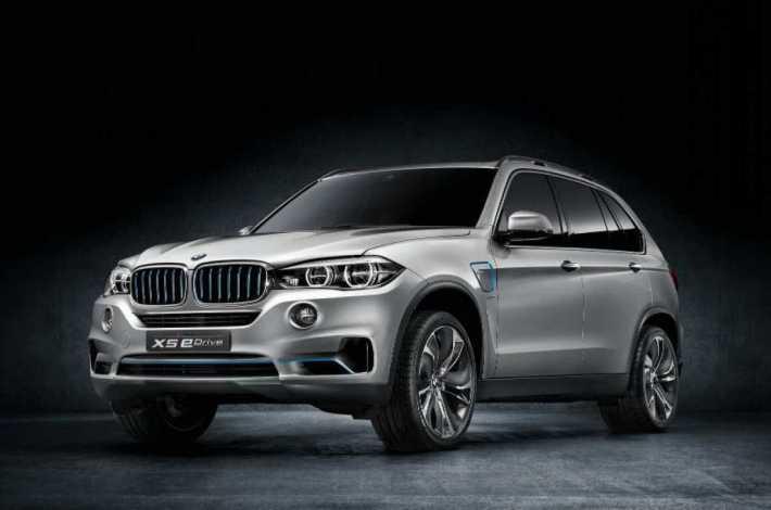 Новое поколение моделей BMW eDrive.