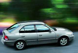 Hyundai Accent (LC) Accent (LC)