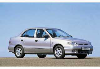 Hyundai Accent (X3) Accent (X3)