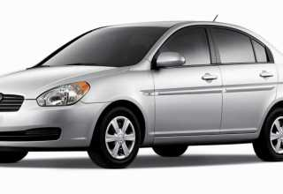 Hyundai Accent (MC) Accent (MC)