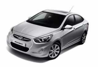 Hyundai Accent  (RB) Accent  (RB)
