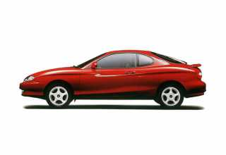 Hyundai Coupe (RD) Coupe (RD)