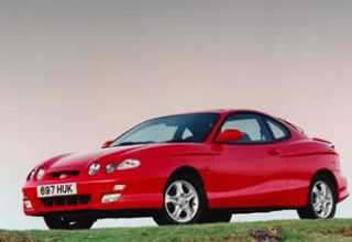 Hyundai Coupe (RD2) Coupe (RD2)