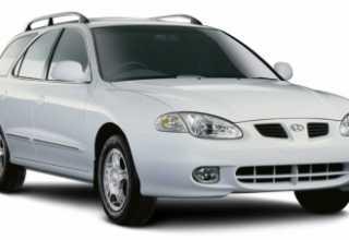 Hyundai Lantra Wagon  Lantra Wagon
