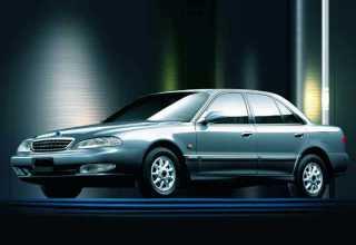 Hyundai Marcia  Marcia