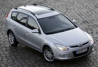 Hyundai i30 CW  i30 CW
