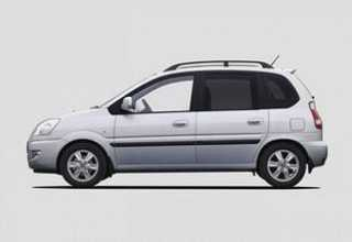 Hyundai Matrix  Matrix