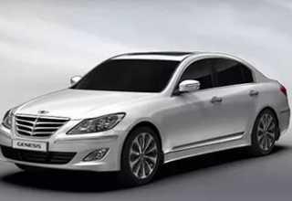 Hyundai Genesis  Genesis