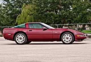 Chevrolet Corvette Coupe  Corvette Coupe