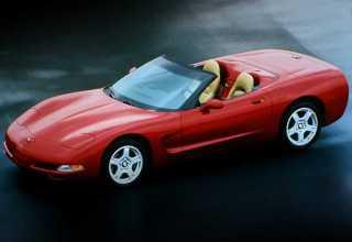 Chevrolet Corvette Convertible  Corvette Convertible