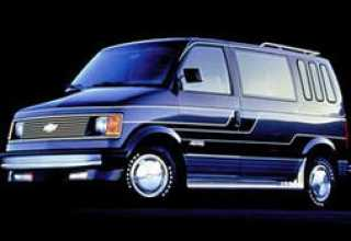 Chevrolet Astro  Astro
