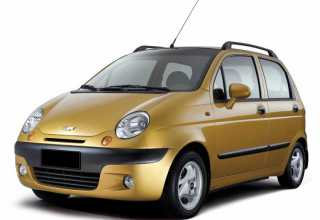 Chevrolet Spark  (M100) Spark  (M100)
