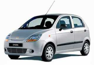 Chevrolet Spark (M200) Spark (M200)