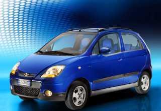 Chevrolet Spark (M250) Spark (M250)