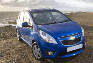 Chevrolet Spark (M300) Spark (M300)