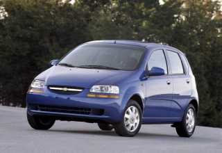 Chevrolet Aveo (T200) Aveo (T200)