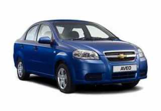Chevrolet Aveo (T250) Aveo (T250)