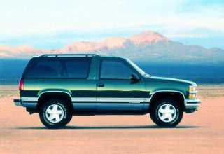 Chevrolet Tahoe  Tahoe