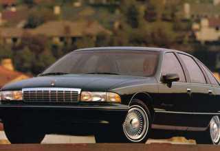 Chevrolet Caprice  Caprice