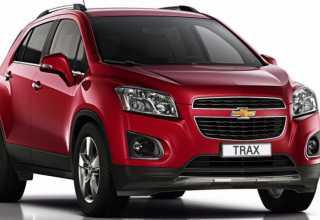 Chevrolet Trax  Trax