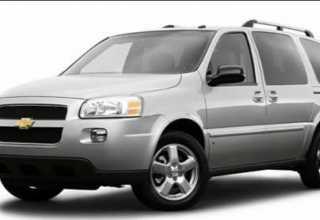 Chevrolet Uplander  Uplander