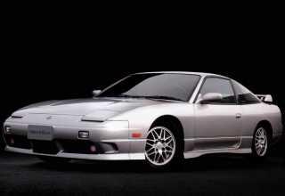 Nissan 180 SX  180 SX