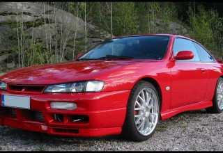Nissan 200 SX  200 SX