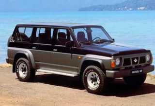 Nissan Patrol Wagon  Patrol Wagon