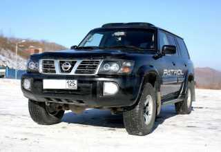 Nissan Patrol GR  Patrol GR