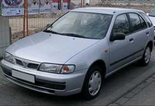 Nissan Almera хэтчбек 1995 - 1998