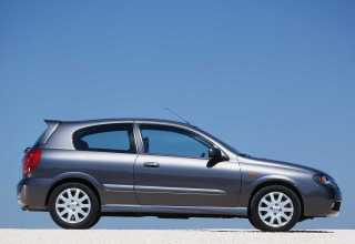 Nissan Almera хэтчбек 2002 - 2007