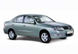 Nissan Almera седан 2012 -