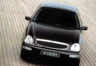 Ford Scorpio  Scorpio