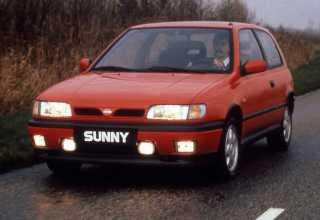 Nissan Sunny  Sunny