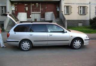 Nissan Sunny Wagon  Sunny Wagon