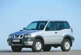 Nissan Terrano II  Terrano II
