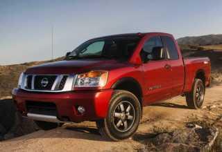 Nissan Titan (P32) Titan (P32)