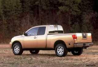 Nissan Titan  Titan
