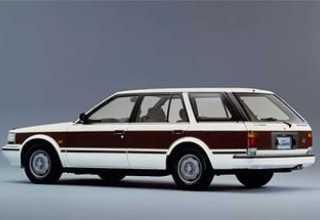 Nissan Bluebird Wagon  Bluebird Wagon
