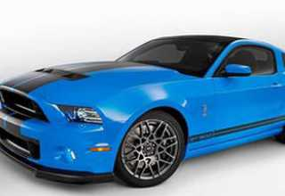 Ford Shelby GT 500  Shelby GT 500