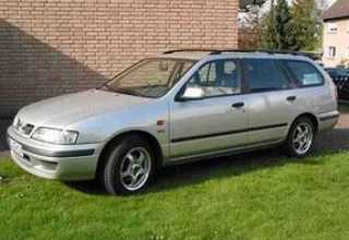 Nissan Primera Wagon  Primera Wagon