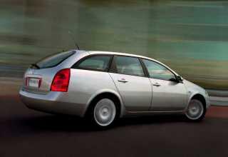 Nissan Primera Estate  Primera Estate