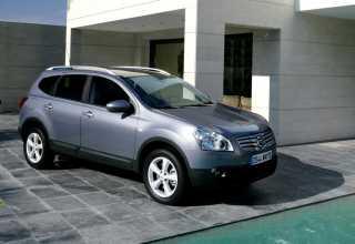 Nissan Qashqai+2  Qashqai+2